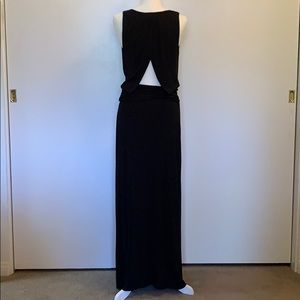 Tart Maxi Dress Open Back Adjustable Length XS